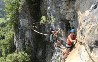 Via Ferrata du Mont