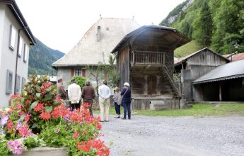 "Guided tour: ""Discovery of Sixt-Fer-à-Cheval"""