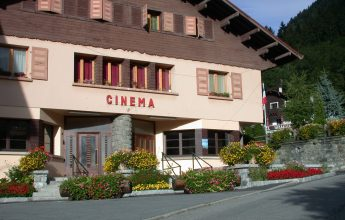 "Movie theater ""La Caméra"""