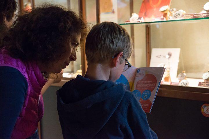 Treasure hunt at the Museum