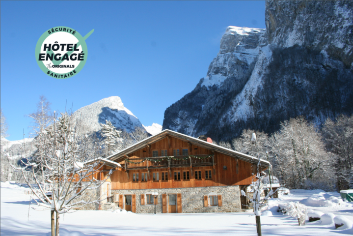 Fontany Farm in winter – Engaged Hotel health security