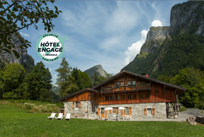 Fontany Farm in summer – Engaged hotel health security