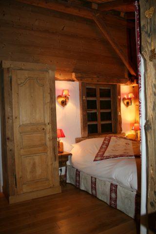 """Bedroom """"Pont de Grange"""""""