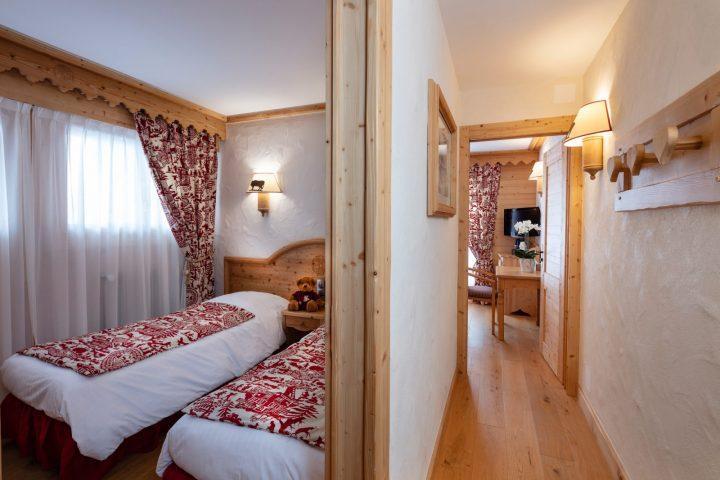 Junior suite – twin room