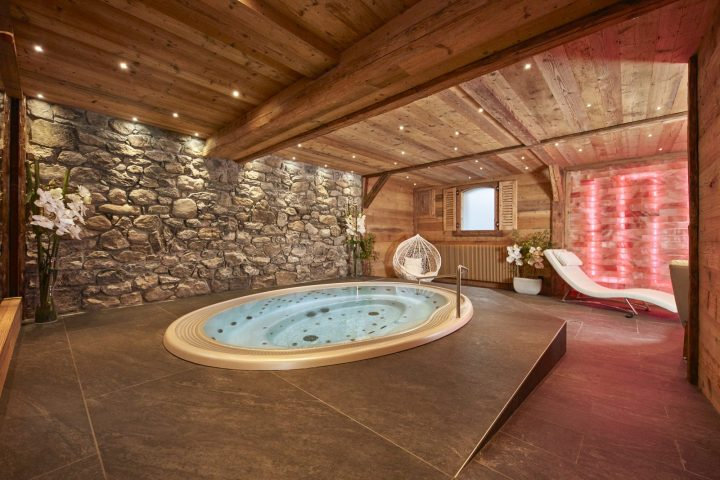 Spa – Hot tub
