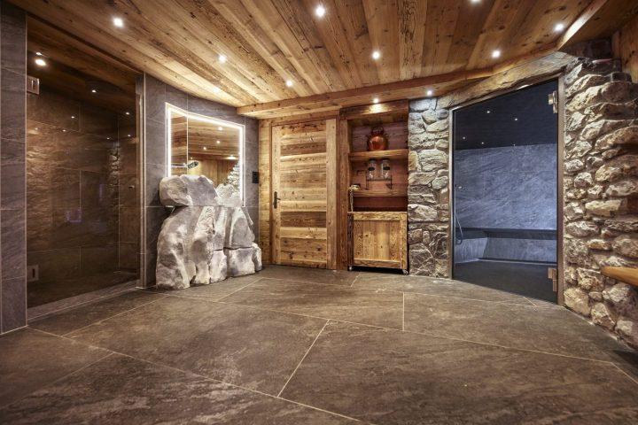 Spa – Steam room